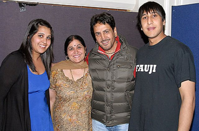 Gurdas Maan And Fans 9