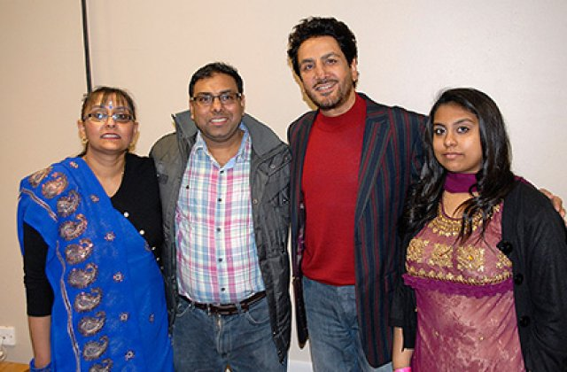 Gurdas Maan And Fans 2