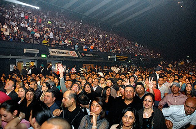 Gurdas Maan Crowd